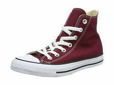 Converse Unisex Chuck Taylor As Specialty Hi Lace-Up Red (Maroon) 4 UK