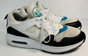 Nike Air Max Prime Mens Size 14 876068-103 White Black Turbo Green Running Shoes