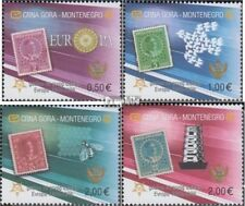 Montenegro 108II-111II (complete issue) unmounted mint / never hinged 2006 50 ye
