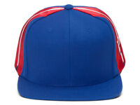 Mitchell & Ness Detriot Pistons Blank Front Short Hook Snapback