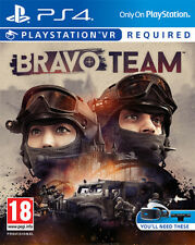 Bravo Team (Playstation VR Required) PS4 Playstation 4 IT IMPORT