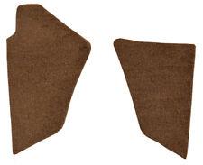 1992-1998 GMC C3500 Kick Panel Carpet -Cutpile  Inserts w/o Cardboard