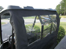 Seizmik Back Panel Window Dust Stopper Rear Polaris Ranger Mid Size EV