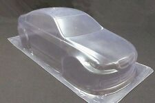 1/10 rc car clear body shell 190mm bmw E90 style pour hpi tamiya yokomo chassis