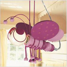 Modern Bee Children Pendant Lamp Ceiling lights chandeliers Bedroom light 2008HC