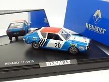 Norev 1/43 - Renault 17 Rallye Monte Carlo 1975