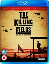 The Killing Fields 30th Anniversary Blu-ray 1984 DVD Region 2