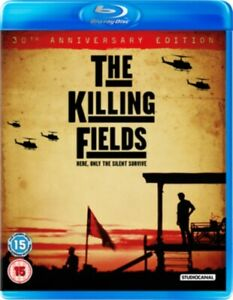 The Killing Fields 30th Anniversary Edition Blu ray RB Restored New Sealed