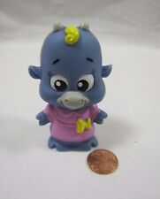"LITTLE TIKES Chunky COW ANIMAL WORKER Figure 3"" Tall for LITTLE PEOPLE Rare!"