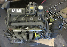 MINI Used R50 R52 (Cooper & One) Complete Petrol Engine W10 1.6 (2000 - 2006)