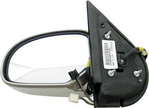OEM Driver Mirror 07-14 Escalade Silver Birch/Chrome DR4Z75 POWER FOLD NO ARROW