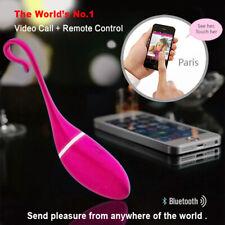 Realov Smartphone APP Bluetooth Remote Control Vibration Massager Kegel Balls