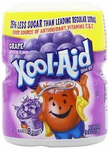 Kool-Aid Grape Drink Mix 538g