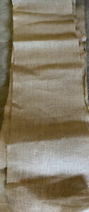 6  Burlap Table Runners 112x12 Wedding Party Catering