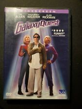 Galaxy Quest (Dvd, 2000, Widescreen) Preowned