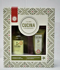 Fruits & Passion Cucina coriander and Olive Tree Hand Care Set Holiday Gift Set