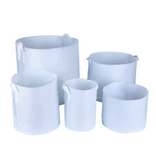 Round Fabric Pots Plant Pouch Root Container Grow Bag Aeration Container