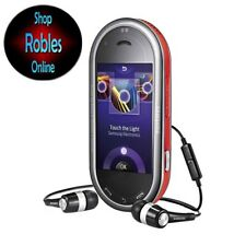 Samsung GT M7600 DJ Orange (Ohne Simlock) 3G 3,2MP RADIO 3G Touch GPS MP3 NEU