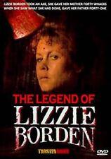 The Legend of Lizzie Borden [New DVD] Full Frame
