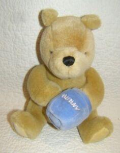 """Winnie the Pooh"" for Disney by Gund 8"" tall"