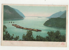 Hudson River From West Point NY USA Vintage U/B Postcard US015