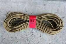 Zero Gravity Chair Replacement Cord 4mm x 113' Bronze Lawn Chair Bungee Rope