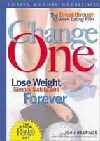 Book - Health & Fitness - Change One: The Diet & Fitness Plan - Lose Weight