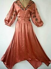 Monsoon Hollywood Glamour Siren 1920/30's Iconic RARE Quality Design Dress 14/16