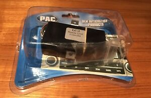 New PAC LC-2 Line Output Converter With Volume Control
