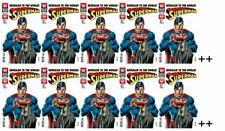 New Listing🔥 Superman #18 Identity Revealed - (Dc,2019) Bendis Nm - Lot / 100 Nm Copies 🔥