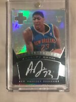ANTHONY DAVIS 2012/13 PANINI INNOVATION RC ROOKIE INK AUTOGRAPH SP AUTO