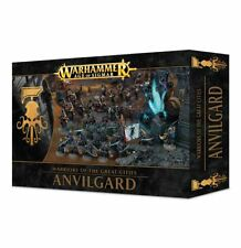 Warriors of the Great Cities Anvilgard Games Workshop Age of Sigmar Black Ark