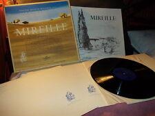 GOUNOD: Mireille > Vivulda Gayraud Gedda Cluytens / Columbia FCX France mono VG+