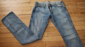 LE TEMPS DES CERISES Jeans pour Femme W 29 - L 34 Taille Fr 38 (Réf #O190)