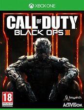 CALL OF DUTY BLACK OPS III 3 NUEVO PRECINTADO EN CASTELLANO XBOX ONE