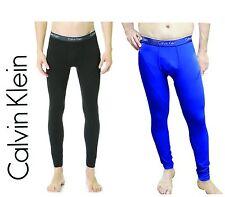 Calvin Klein Men's Air FX Micro Stretch Athletic Pants NB1100 Long Black