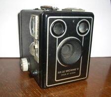 Kodak SIX-20 'Brownie d' Caja Cámara Vintage Raro