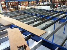 CHEAP USED SECOND HAND MEZZANINE FLOORS ANY SIZE TO SUIT YOUR REQUIREMENTS