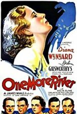 One More River - 1934 - Diana Wynyard Colin Clive James Whale Vintage Film DVD