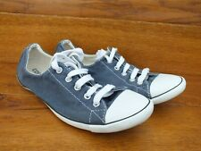 Converse All Star Dainty Lo Navy Trainers Size UK 6 EU 40