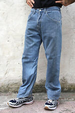 Levis 001 VINTAGE 80 S TWISTED jeans in denim da uomo rosso scolorito Scheda dritto W32 L28