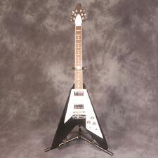 Gibson 2014 Anniversary Ebony Flying V + Hard Case