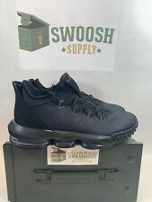Nike Lebron XVI LOW 16 Triple Black Size 11 CI2668 002 New Basketball Lakers