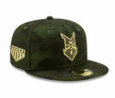 INDIANAPOLIS INDIANS MILB NEW ERA 59FIFTY ARMED FORCES CAMO SZ 7-1/4 HAT/CAP NWT