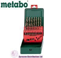 METABO HSS-Co 19 PIECE COBALT DRILL BIT SET IN METAL CASE - 627157000