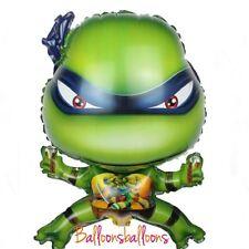 Teenage Mutant Ninja Turtles  helium balloon birthday party tmnt