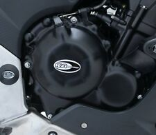 Honda CB500F 2014 R&G Racing Engine Case Cover PAIR KEC0054BK Black