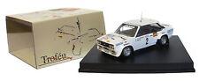 Trofeu 1404 Fiat 131 Abarth Monte Carlo Rally 1977 - J C Andruet 1/43 Scale