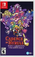 Cadence of Hyrule: Crypt of the NecroDancer Featuring The Legend ofZelda for Nin
