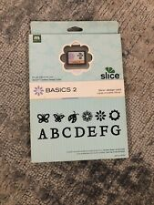 Making Memories Slice Design Card Basics 2
